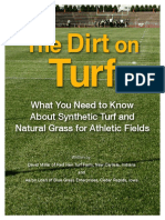 The Truth About Artificial Turf