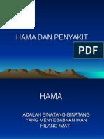 HAMA dan Penyakit Ikan.ppt