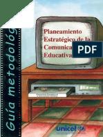 Planeamiento Estrategico Comunicacion Educativa