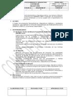 PRO01-REC Recepción (Ejemplo)