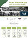 Auckland Transport Alignment Project Interim Report