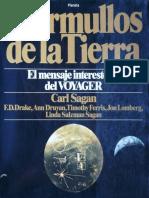 Murmullos de La Tierra C Sagan Planeta 1981