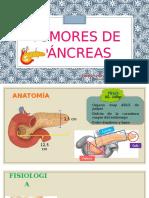 Tumores de Páncreas