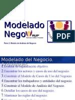Modelado del negocio (Modelo de Análisis del Negocio).ppt
