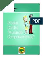 Cartliha - Drogas - Mudando Comportamentos[1]