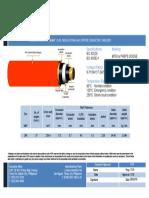 TDS 240MM² CU XLPE CTS PVC 8.7_15kV