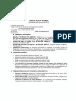 Dr Aguiar Curriculum