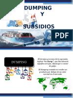 Dumping y Subsidios