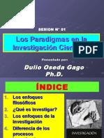 SESION N° 01 - PARADIGMAS DE LA INVESTIGACION.ppt