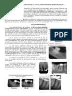9.2 Radiología Oral y Maxilofacial y Otras Especialidades Odontológicas