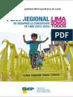 Plan Lima 2012-2025