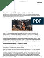 Artionka Capiberibe, Oiara Bonilla - Um Gosto Amargo de Deja Vu Desenvolvimento e Os Índios LE MONDE DIPLOMATIQUE BR
