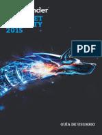 Bitdefender Internet Security 2015 - Guía Del Usuario