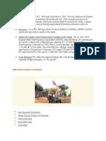 Agri Intiatives in Gujarat
