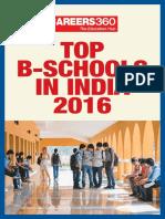 Top B-Schools in India 2016.pdf
