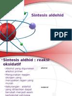 Sintesis ALDEHID