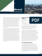 Australian Mienral Resources_2014_Geoscience Australia