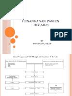 Presentation Penanganan HIV
