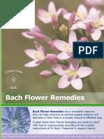 Bach Flower Remedy Info