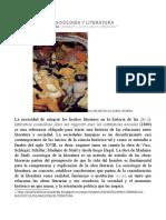 SOCIOLOGÍA Y LITERATURA.docx