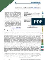 Tenegen Newsletter 6 May10