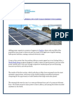 Scaling Solar Delivers Low