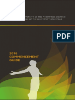 2016 Commencement Guide