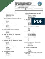 Contoh Soal UAS Ganjil 2015 2016 TKJ Melakukan Instalasi Sistem Operasi Dasar