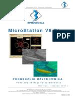 MicroStation V8 PL Podrecznik Uzytkownika