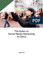 Social Media Market Sharing