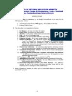 Appendix 7C - Instructions - RROR - IGF or RIF, BR or RF