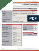 Hojas de seguridad alambre magneto.pdf