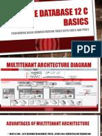 12c Multitenant Architecture Concepts