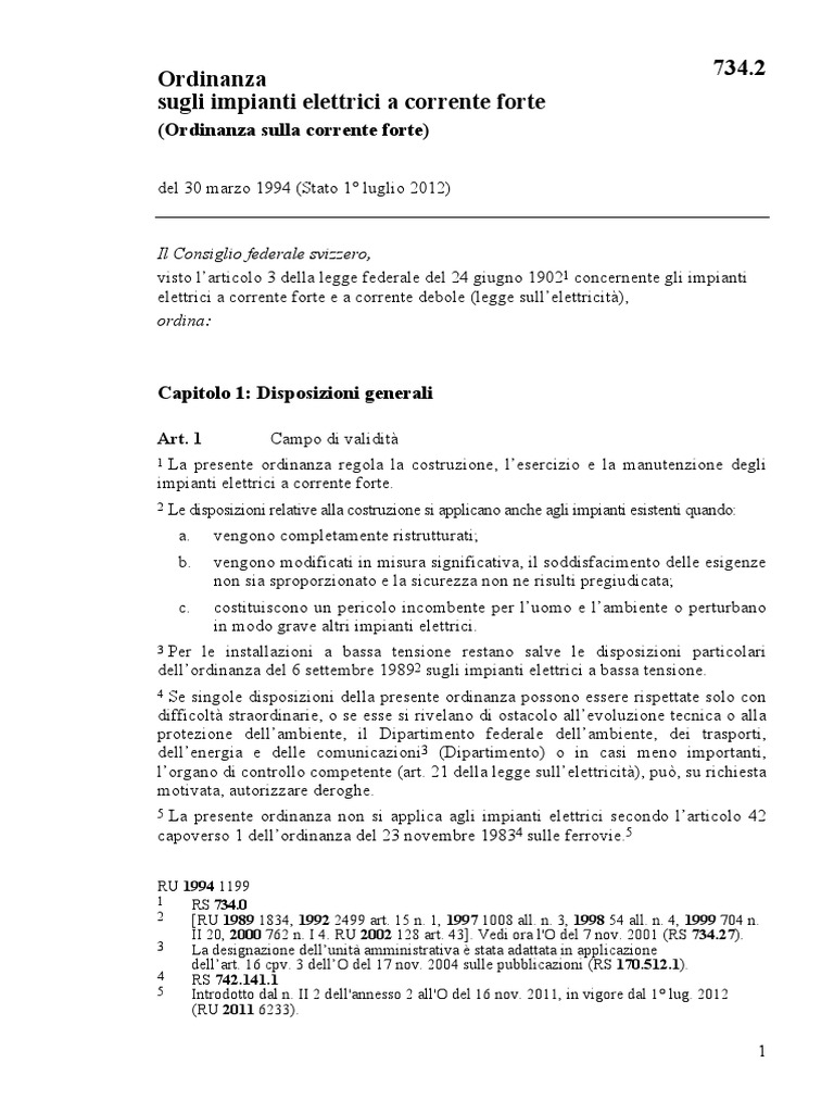 Schemi Elettrici Rs : Impiantielettricicorrenteforte bau