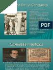 2971551 Diapositivas Literatura de La Conquista