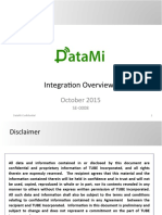 DataMi Deployment Integration