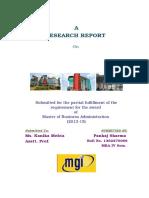 Report Shopping Malls (1).doc