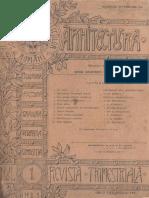 Arhitectura 1916_1