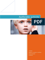 wechsler - authentic activity