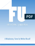 FU the FreeformUniversal RPG (5798234)