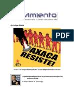 Oaxaca a la vanguardia de las luchas sociales