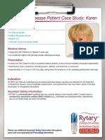 Patient Profile 1