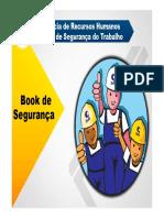 Apresentação Book Segurança - SAEG