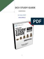 VCP6 DVCP6 DCV Study Guide ESX VirtualizationCV Study Guide ESX Virtualization (1)