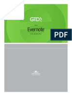 GTD Evernote Windows A4 Sample
