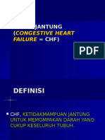 Gagal Jantung Congestive Heart Failure Chf Ppt
