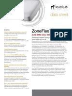 Zoneflex R700 Datasheet
