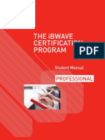 Sample Professional Student Manual-Professional