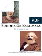 Buddha or Karl Marx by Dr. Ambedkar