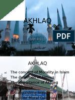 4.0 AKHLAQ